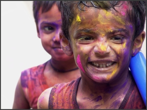 Colours of innocence