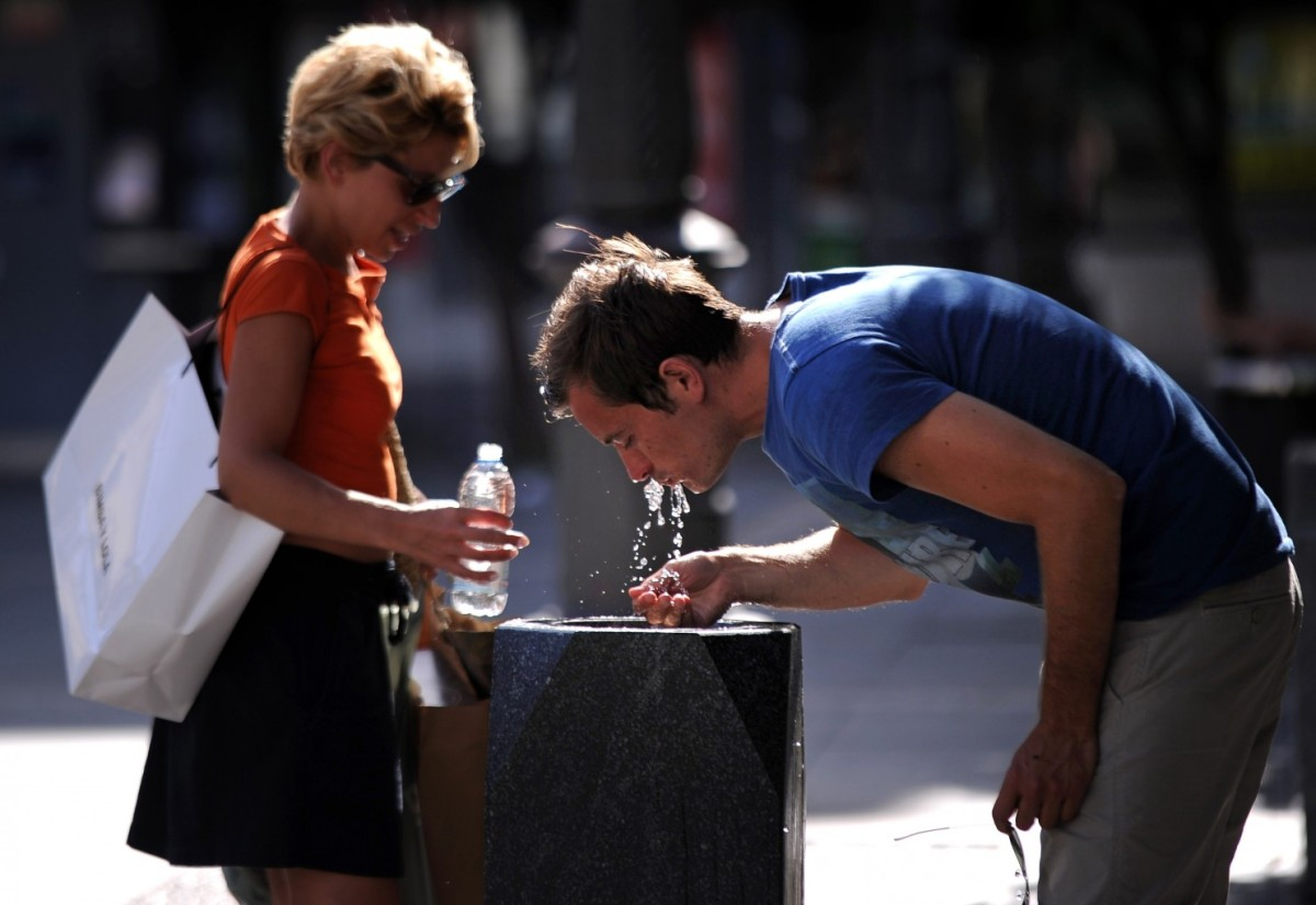 We don't trust drinking fountains anymore, and that's bad for our health – The WashingtonPost
